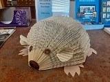 Hedgehog Book Folding