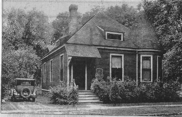 Jonesville District Library 1912
