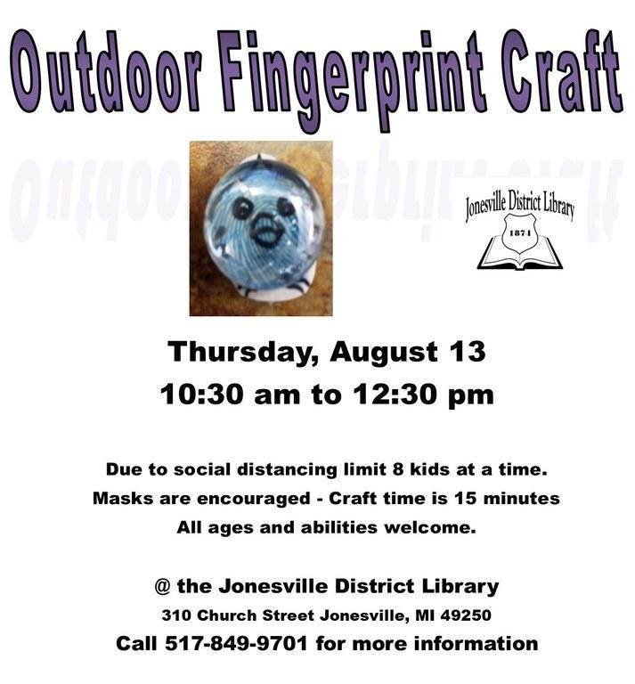 Outdoor Craft Event